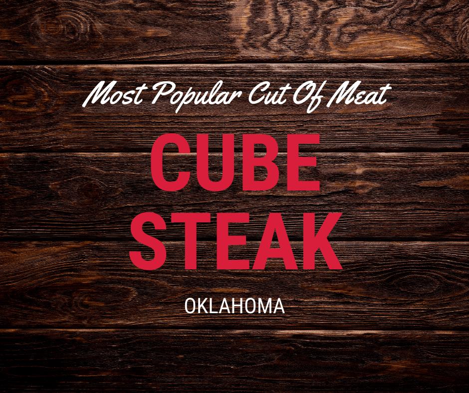 Oklahoma Cube Steak