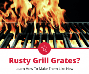 How To Remove Rust From Cast Iron Grates