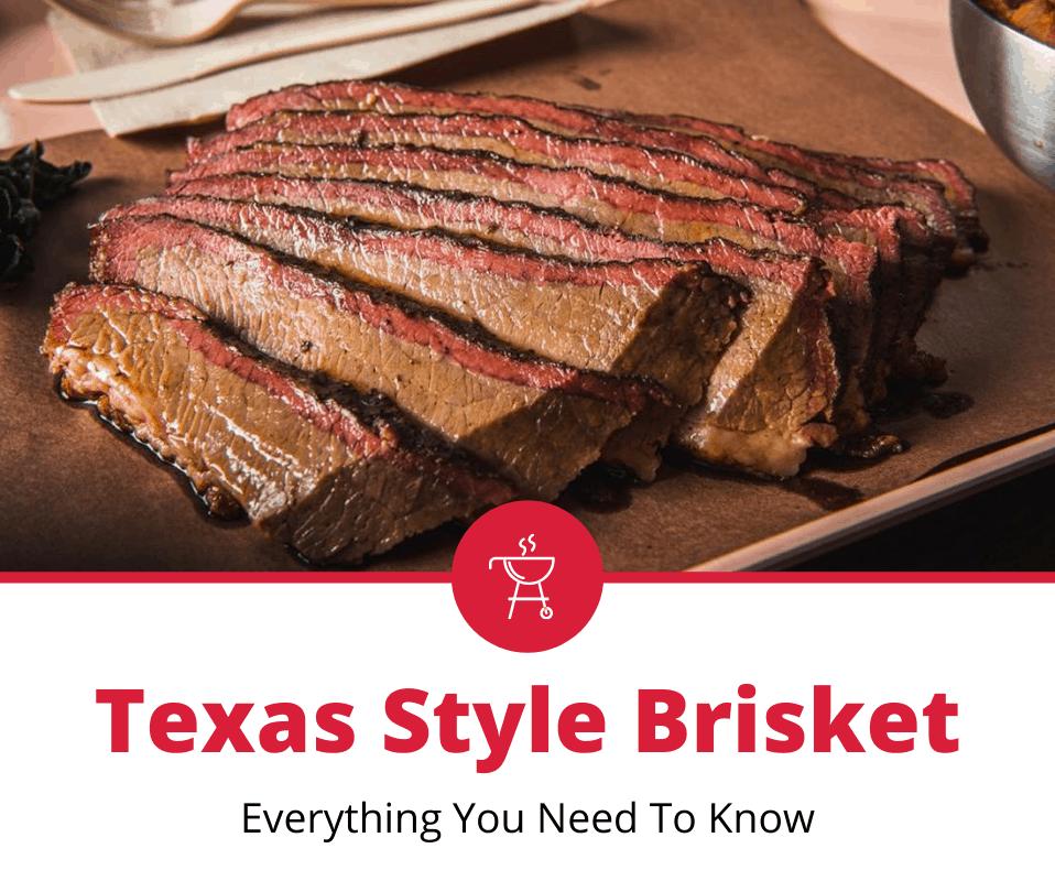 Texas Style Smoked Beef Brisket