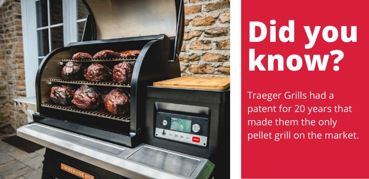 pellet grill fact