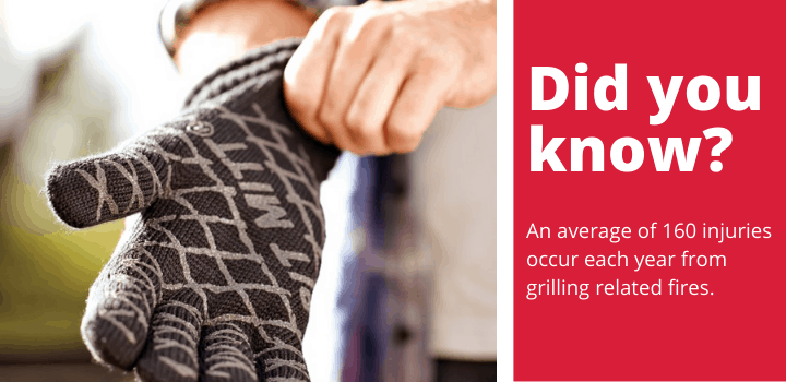 grill gloves fact