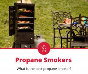 best propane smoker