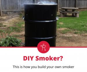 DIY Smoker
