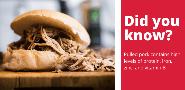 reheating pulled pork fact