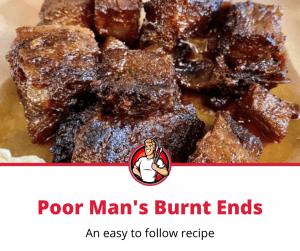 poor mans burnt ends recipe